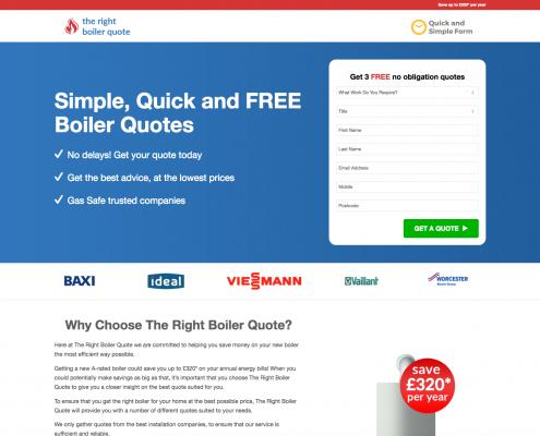 DMLS - Boiler Quote