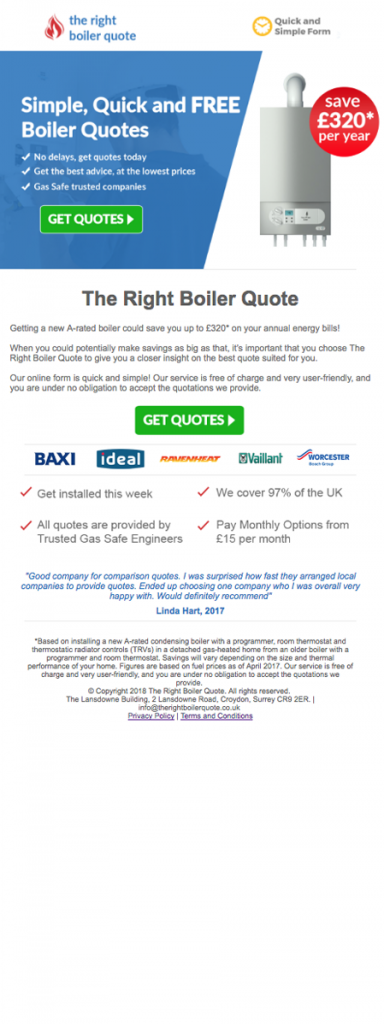 DMLS - The Right Boiler Quote